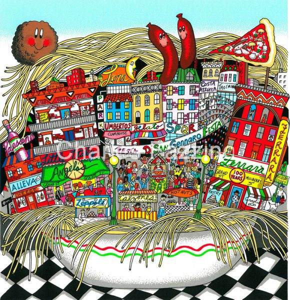 fazzino-new-york-street-scene-un-piatto-di-pasta[1]