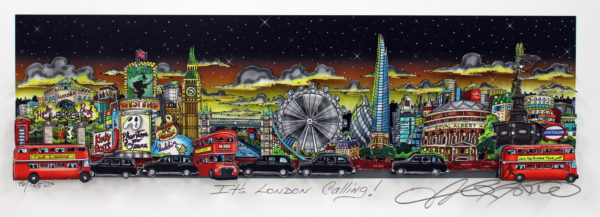it's london calling
